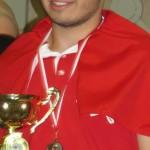 Ali Marandi Cemil Can Open U16 (TUR)