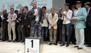 Bilbao ECC Winner Socar