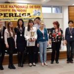 CSM Bucuresti Women silver