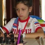 Emilia Zavivaeva Girls U8 (RUS)