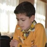 Mamikon Gharibyan Open U10 (ARM)