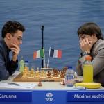 Caruana vs Vachier