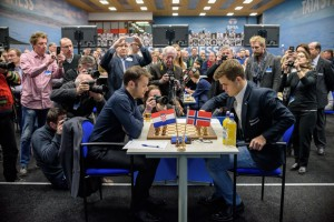 Carlsen vs Saric