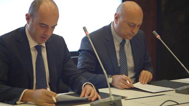 Azmaiparashvili and Bank of Georgia contract