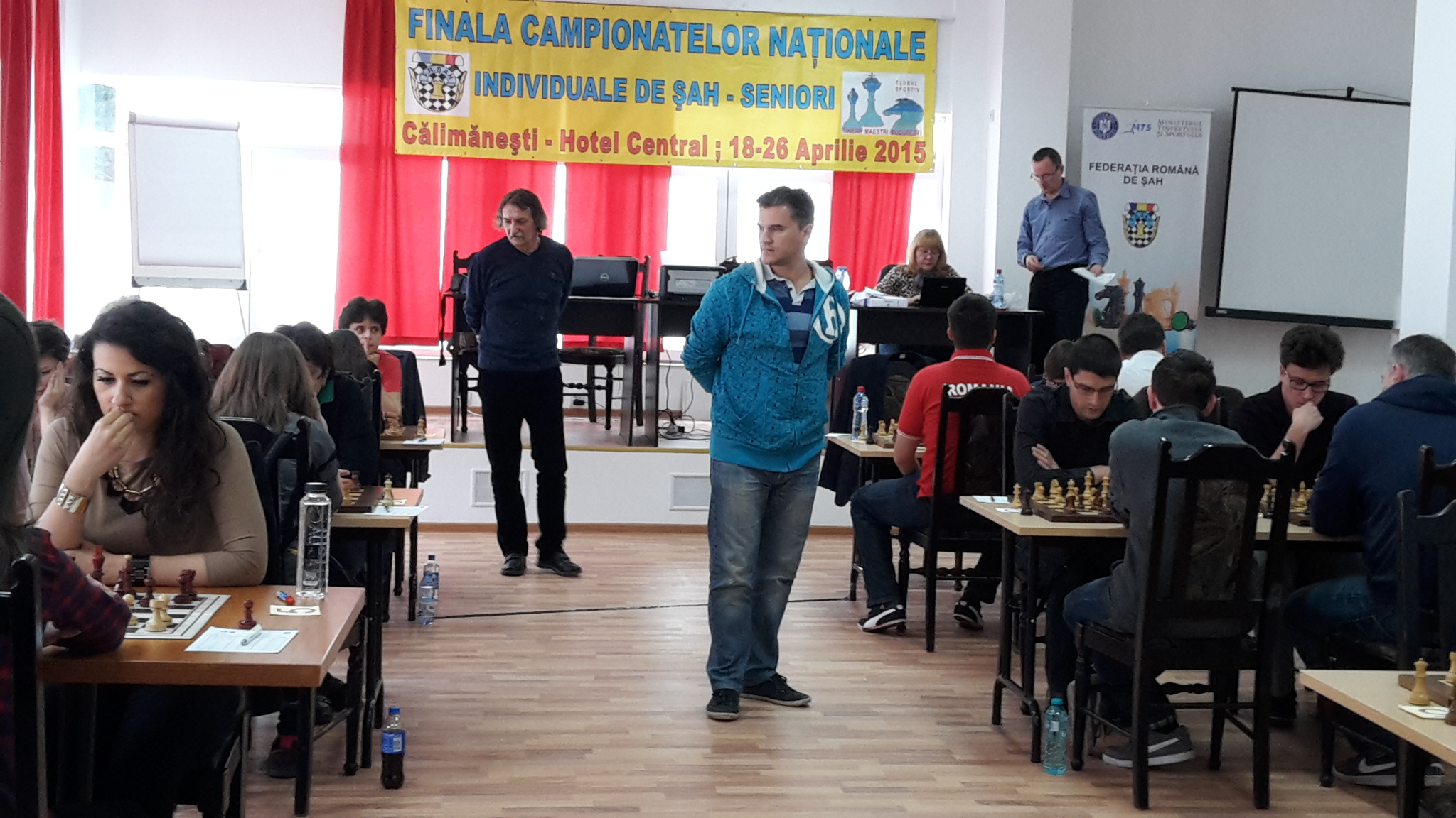 Romanian Championship 2015