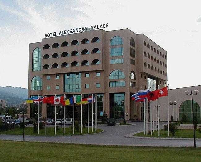 hotelaleksandarskopje