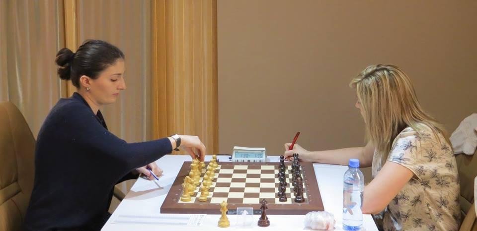 Batsiashvili vs Zhukova