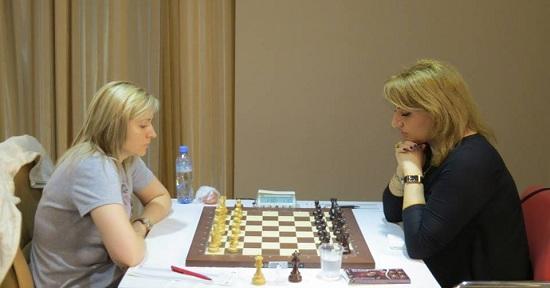 Zhukova vs Danielian
