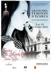 Women's Grand Prix poster