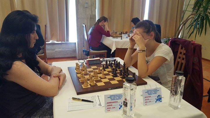 Mamedjarova vs Shvayger