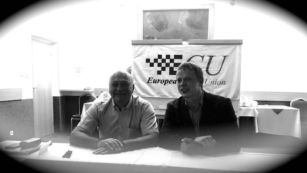 Zurab Azmaiparashvili & Viktor Novotny