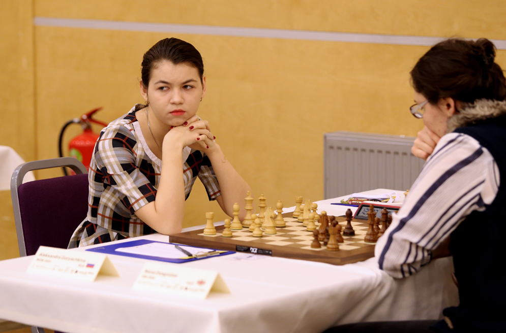 Goryachkina vs Dzagnidze