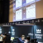 Altibox Norway Chess 2017. Photo by: Joachim Goa Steinbru