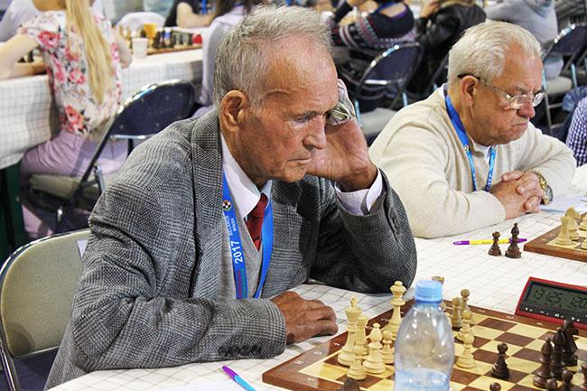 Ivan Konyshko, aged 76
