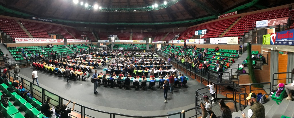 Panoramica TSS Cuneo 2017