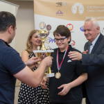 European Amateur Chess Championship 2017 Closing Ceremony