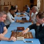 The Opening Evening of European Corporate Chess Championship