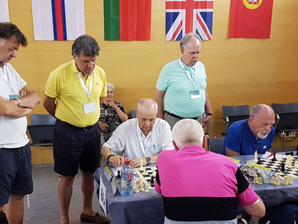 European Senior Chess Championship 2017