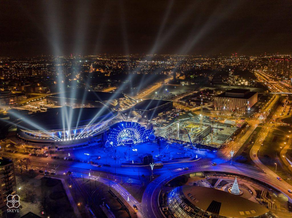 Katowice - Spodek