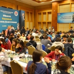 Scenes from the Turkish Youth Championships