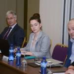 ECU Board Meeting Batumi 2018