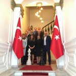 Meeting with the Turkish General Consul in Batumi