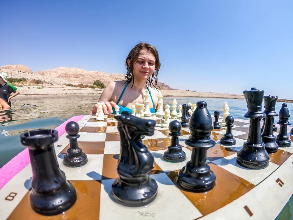Japhet dead sea Anna Muzychuk (1)