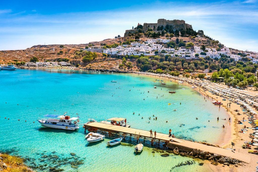 Lindos-Rhodes-Greece