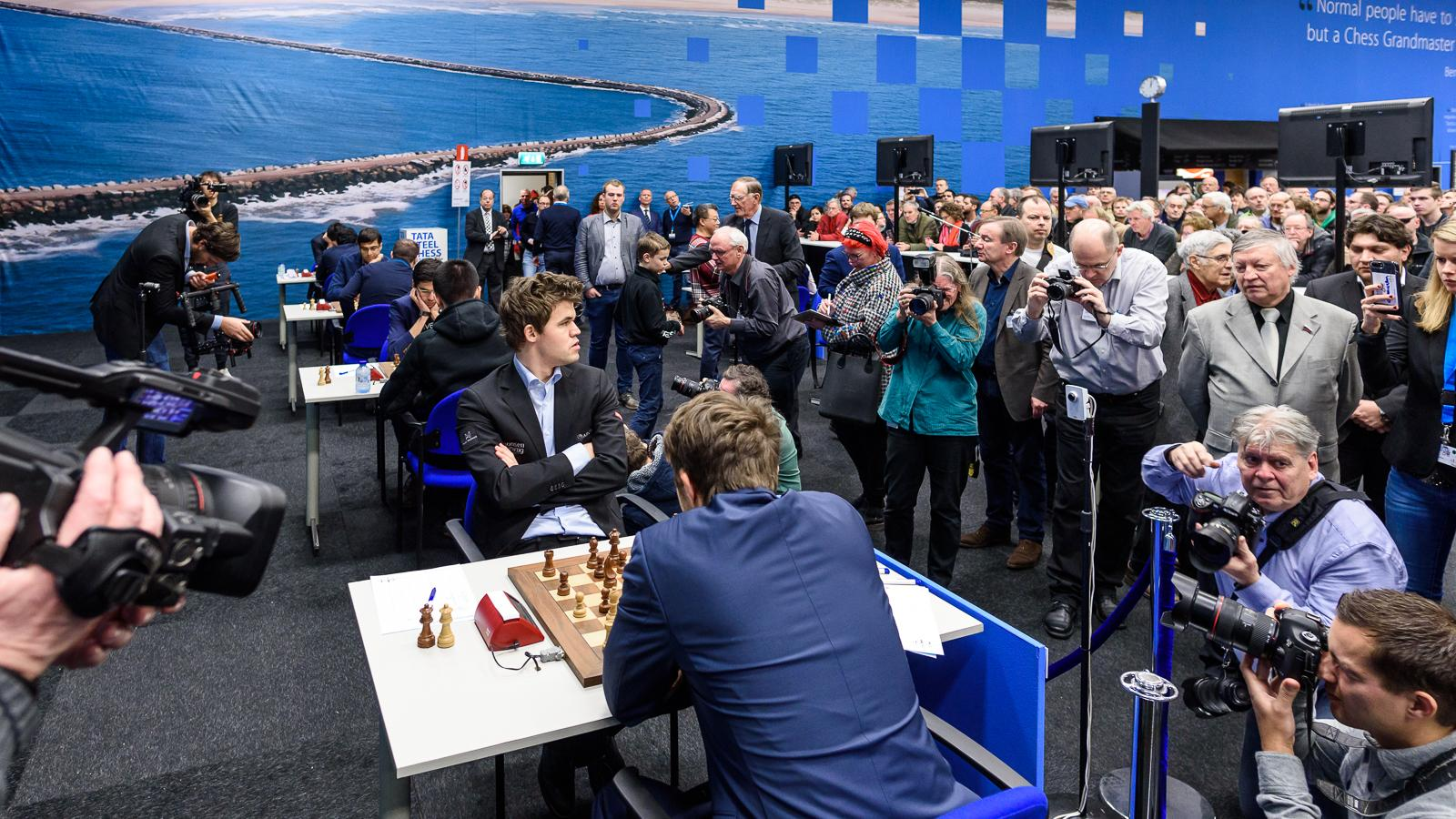tata steel chess 2019 starts ecu rh europechess org chess 2019 tata chess 2019 champions showdown