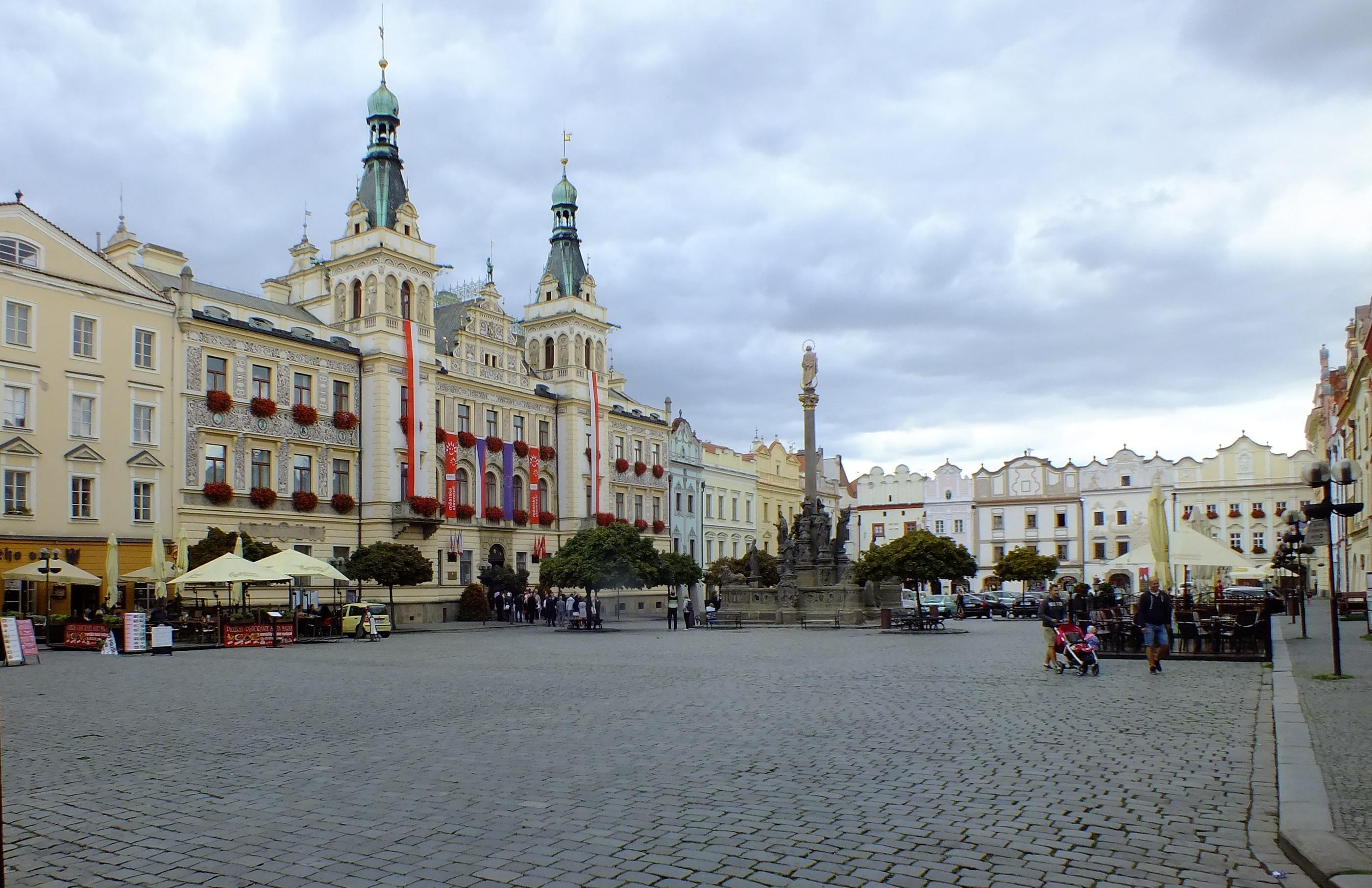 Pardubice,Perštýnské_náměstí