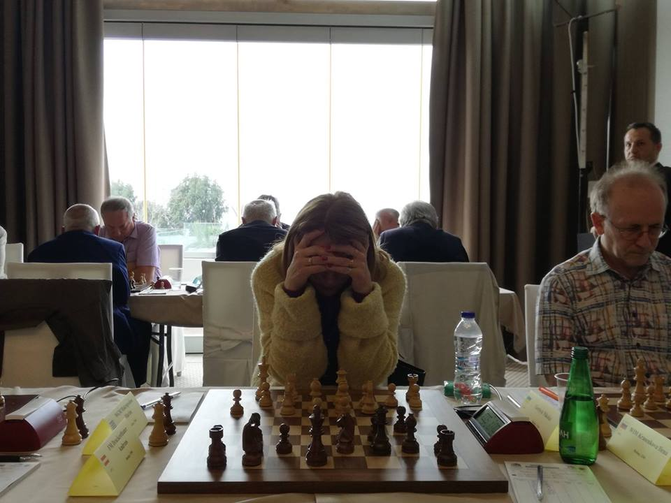 r6 report: european senior & amateur chess championships