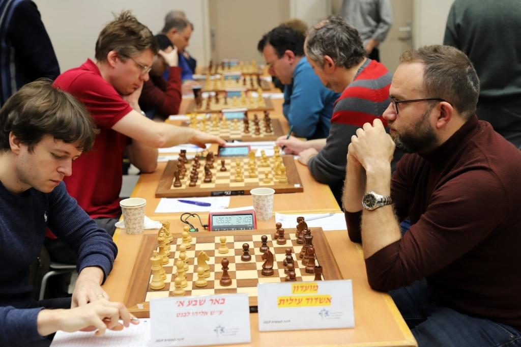 Liga Ashdod- Beersheva the match of the season