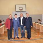 ECU President, Mr. Zurab Azmaiparashvili in Tirana, Albania