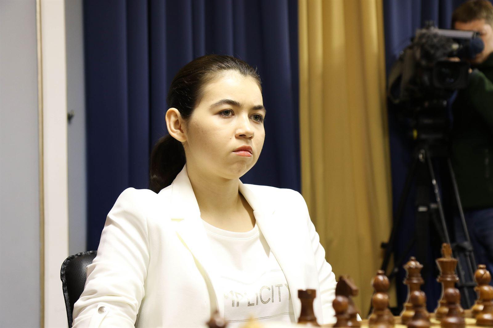 GORYACHKINA ALEXANDRA WINS FIDE WOMEN'S CANDIDATES TOURNAMENT